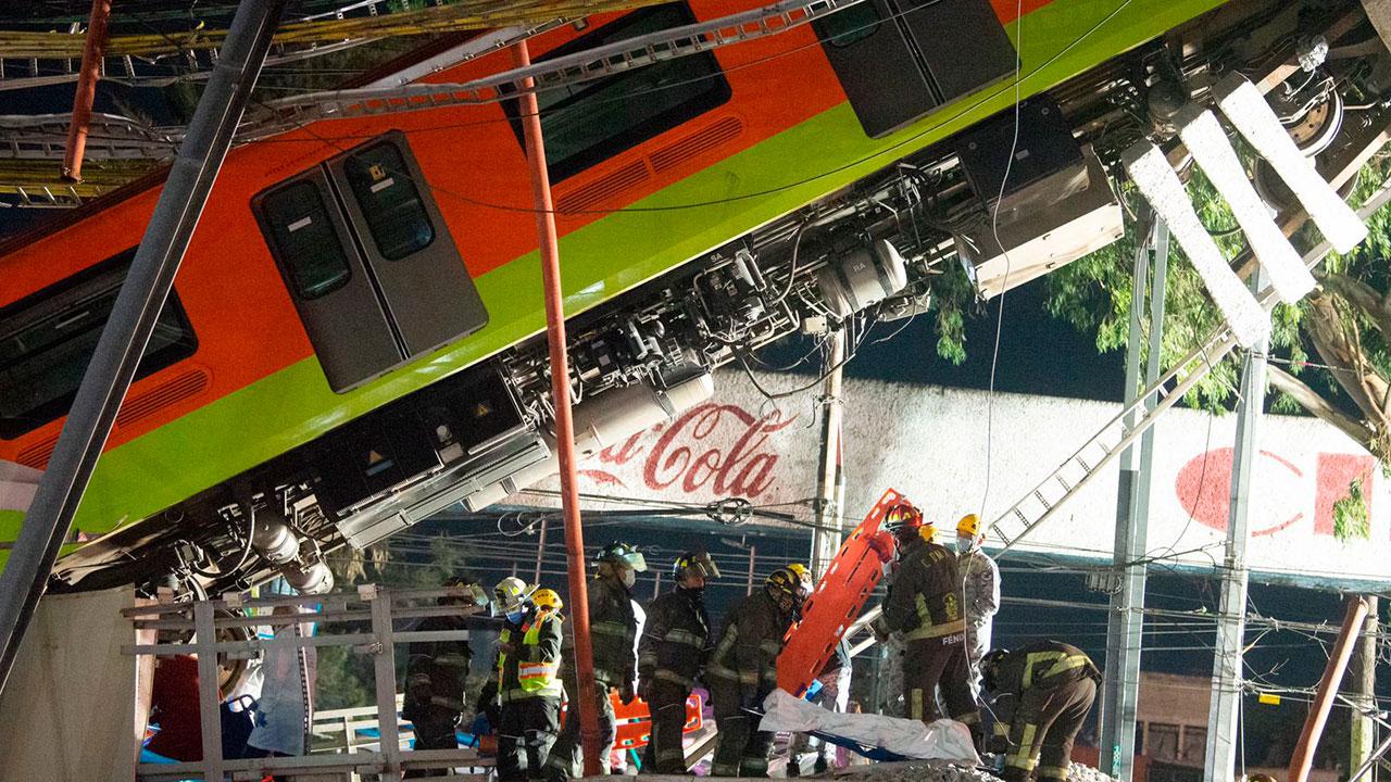 Se investigará accidente, pero también construcción de Línea 12: Sheinbaum