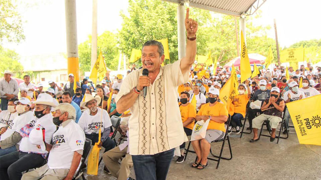 Candidato del PAN, PRI y PRD en San Luis Potosí denuncia amenazas