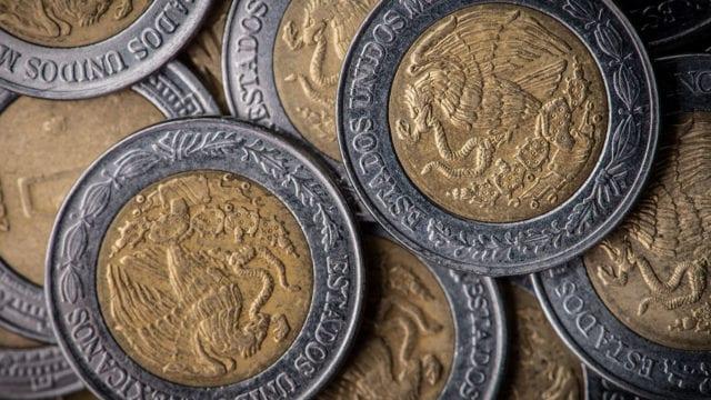 peso economia monedas economía