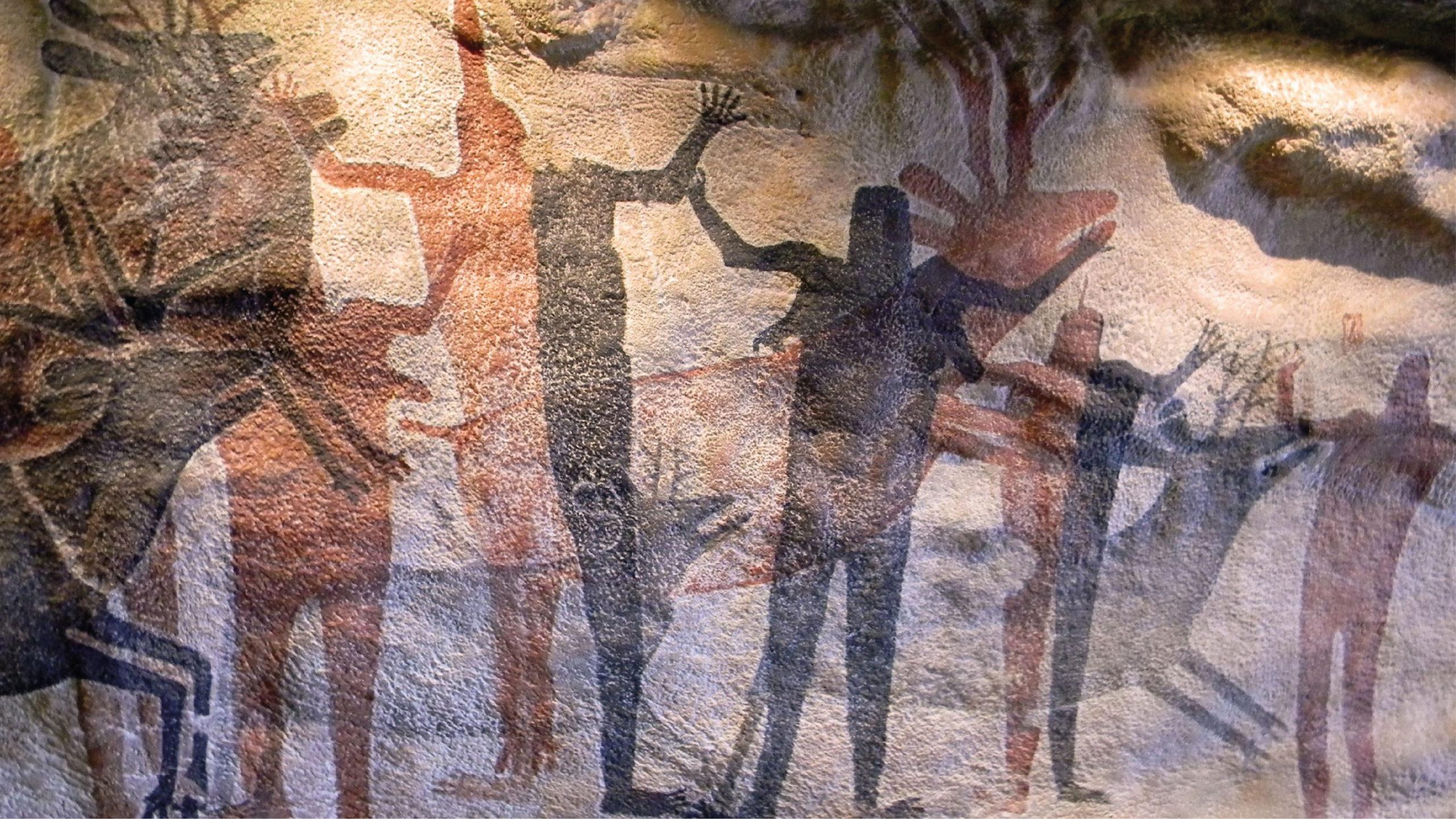 Cambio climático destruye pinturas rupestres más antiguas del mundo
