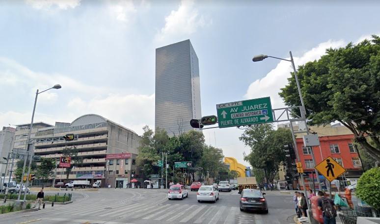 CDMX: avenida Puente de Alvarado ahora será México- Tenochtitlan