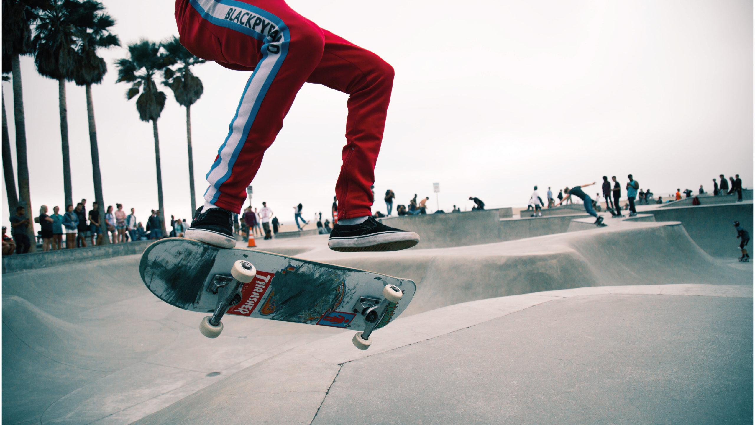 El skate se prepara para debutar en Juegos Olímpicos de Tokio