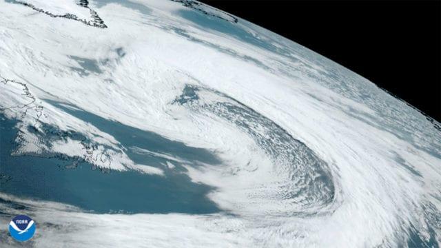 México detecta la formación de la tormenta Ana lejos de su costa atlántica