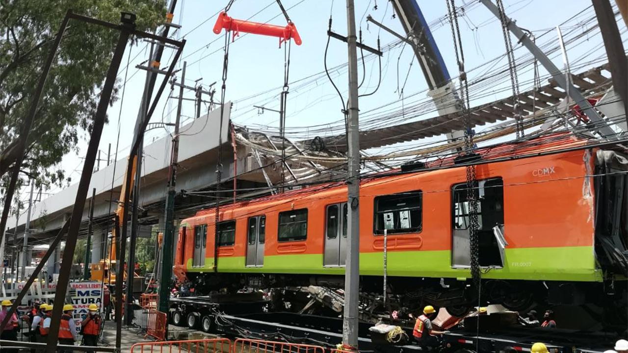 La misma empresa que revisó el tramo elevado de la L12 supervisó obra del Cablebús