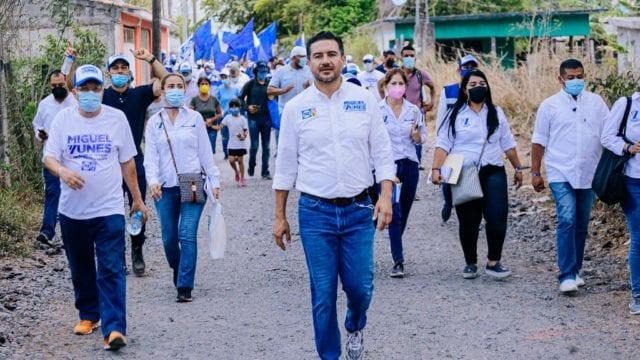 Tribunal de Veracruz quita candidatura a Yunes Márquez