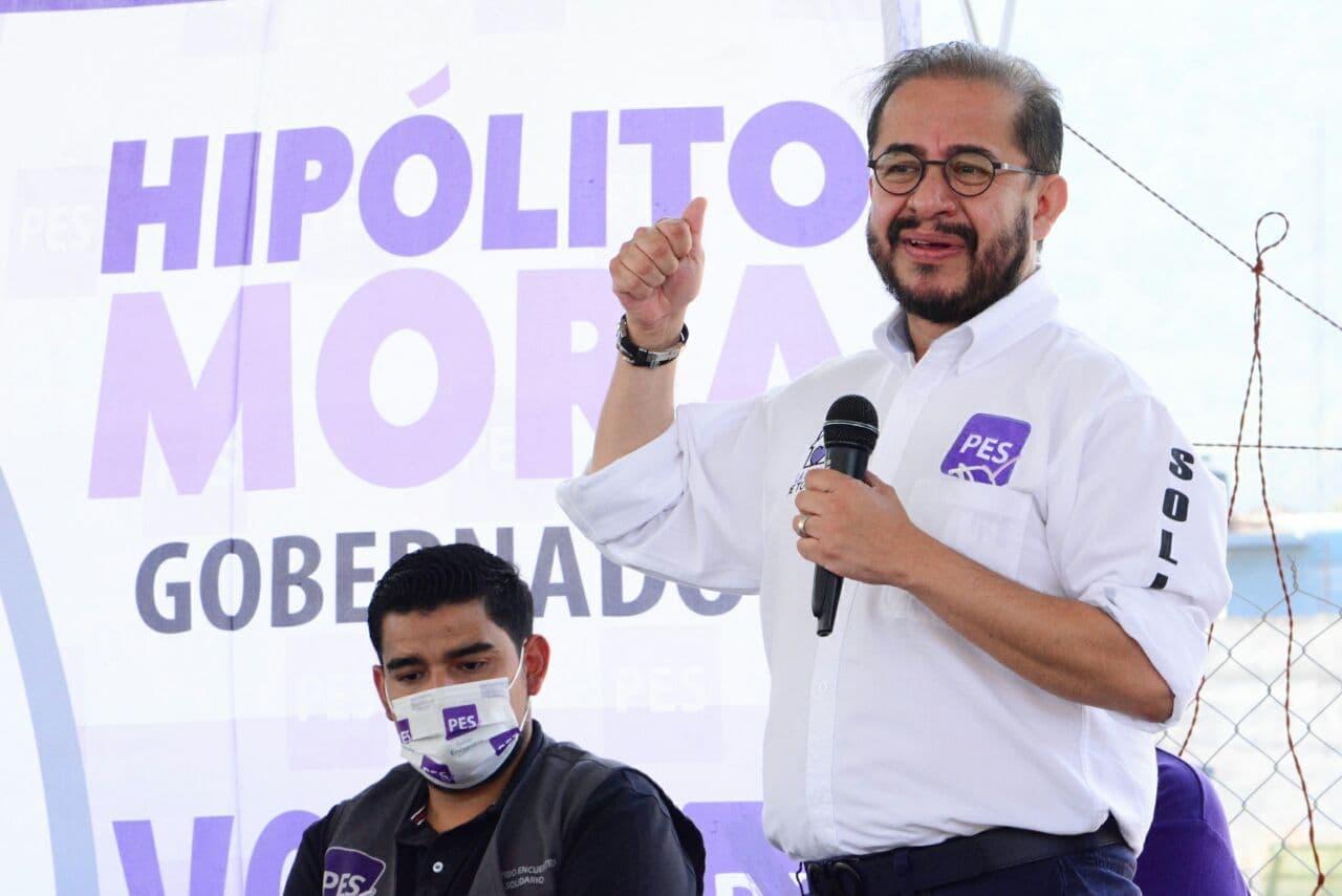 Sí vamos a conservar el registro del PES: Hugo Eric Flores