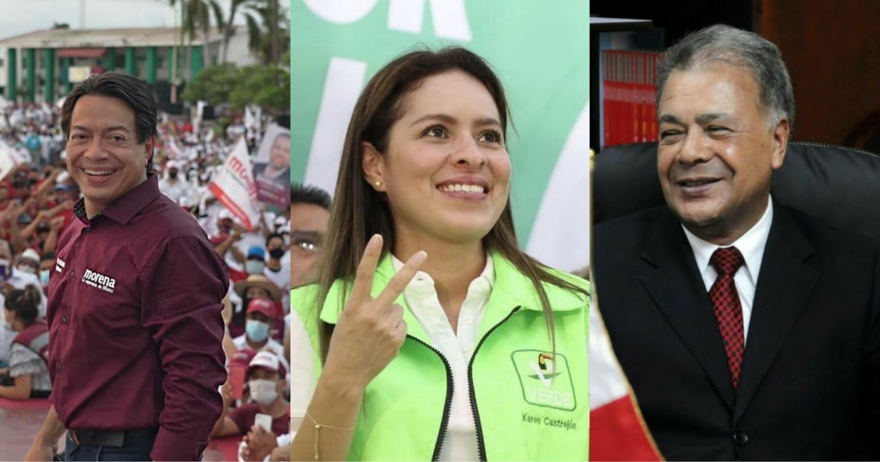 PVEM y PT ganan poder bajo el brazo de Morena