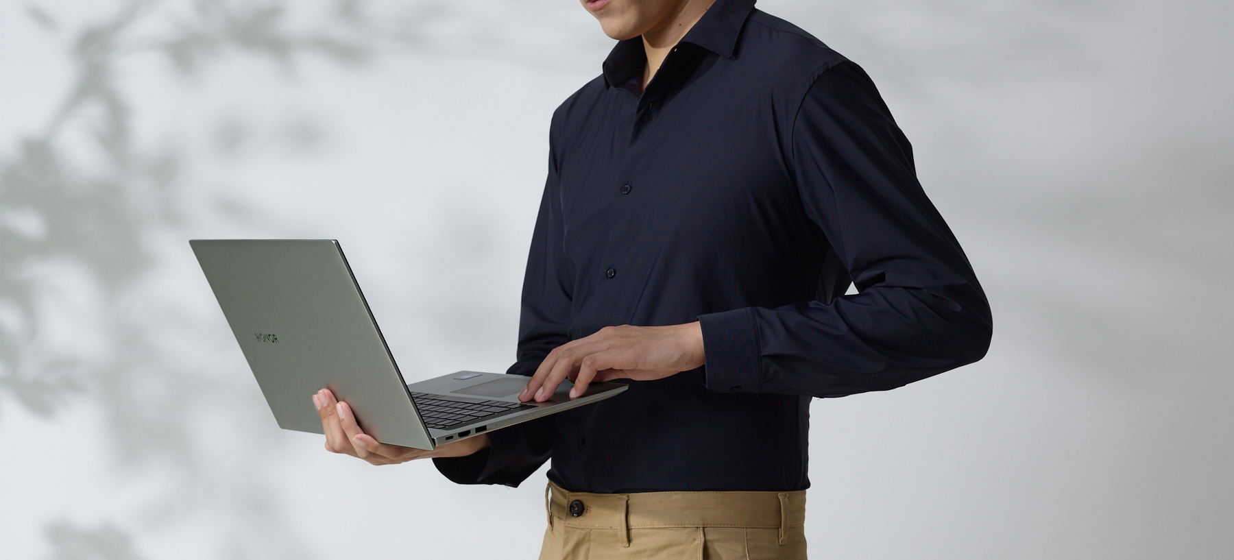 HONOR, Intel y Microsoft se unen para crear una ultrabook: HONOR MagicBook 14