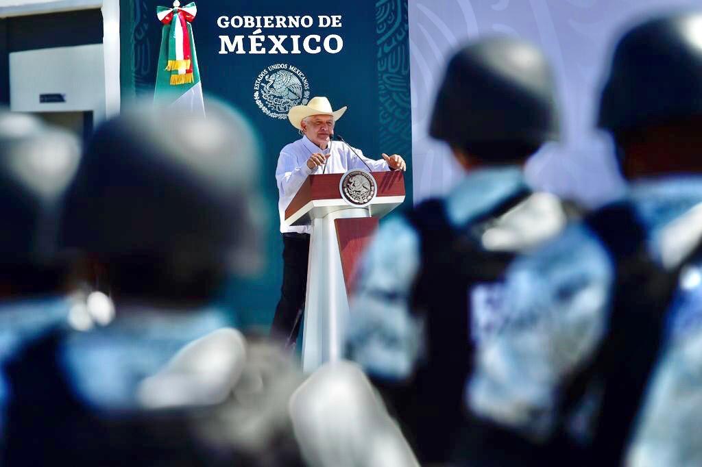 Militarización constitucional de la Guardia Nacional: la peligrosa apuesta de AMLO