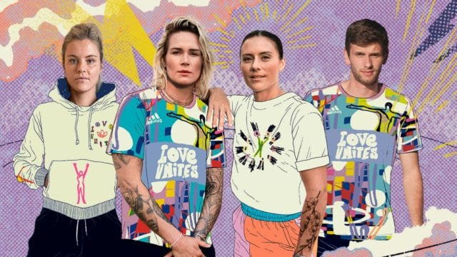 Adidas comunidad LGBTQ+