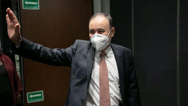 Alfonso Durazo gobernador electo de Sonora