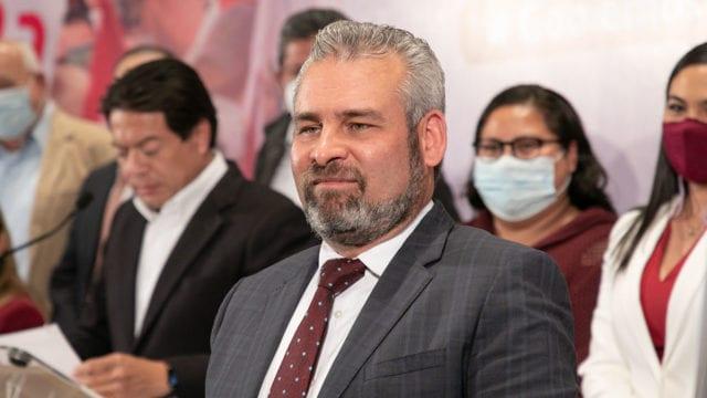 Alfredo Ramírez Bedolla gobernador electo de Michoacán