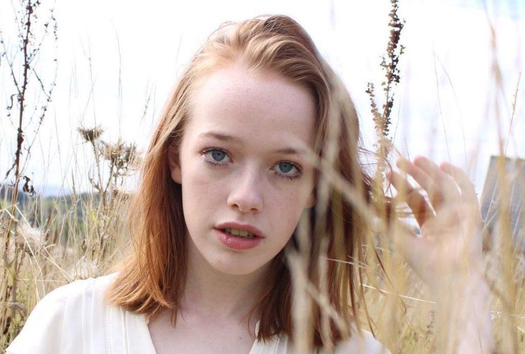 Netflix Stranger Things 4 Amybeth McNulty