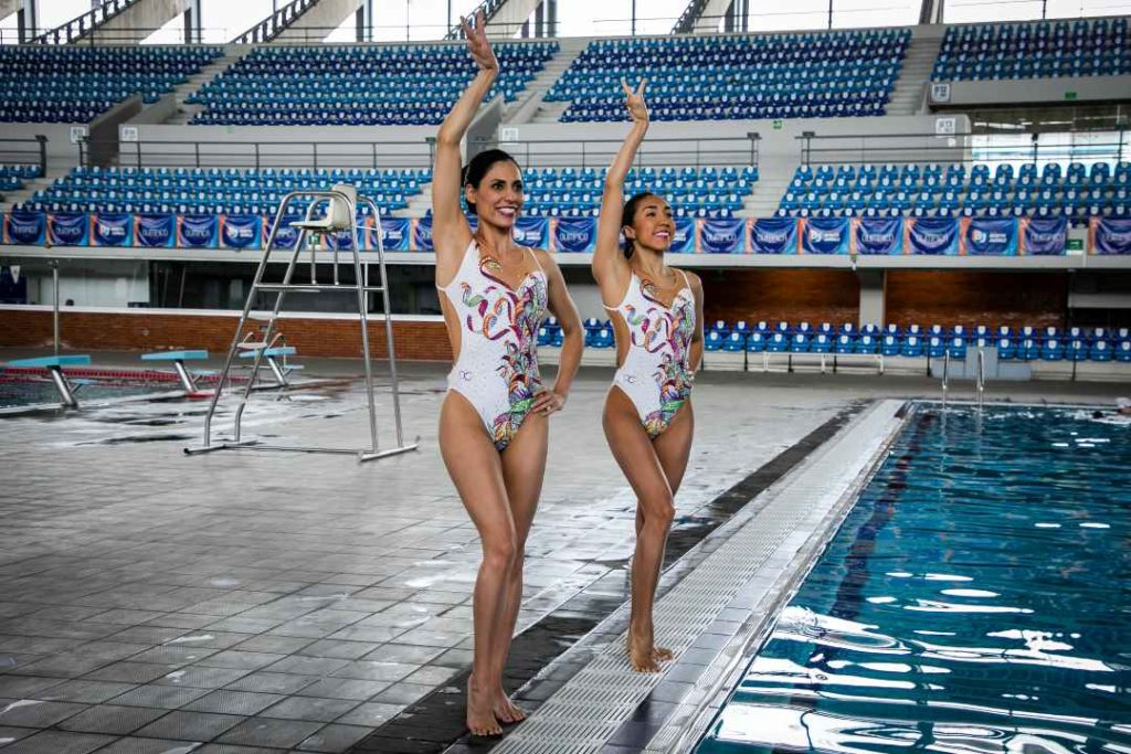 Nadadoras artística Olímpicas