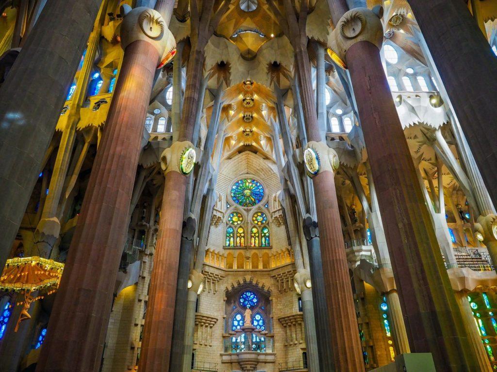 Antoni Gaudi Barcelona Arquitectura