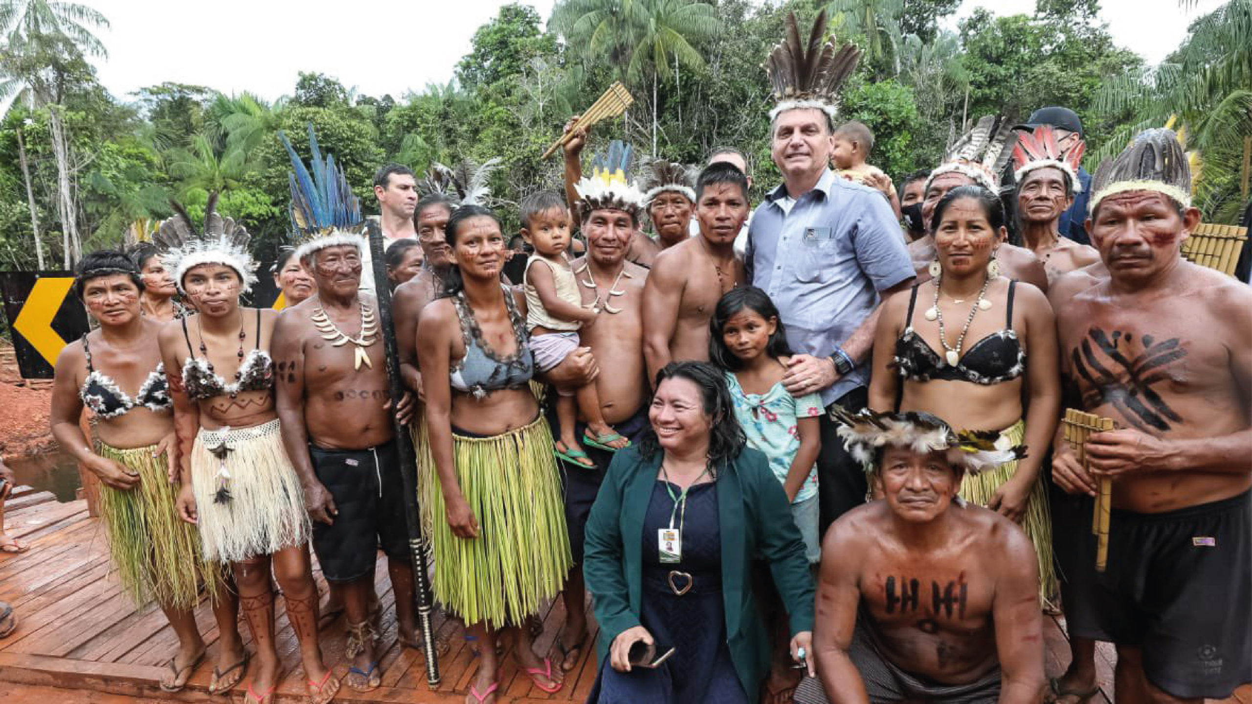 Bolsonaro responde a Fernández tras declaraciones sobre brasileños