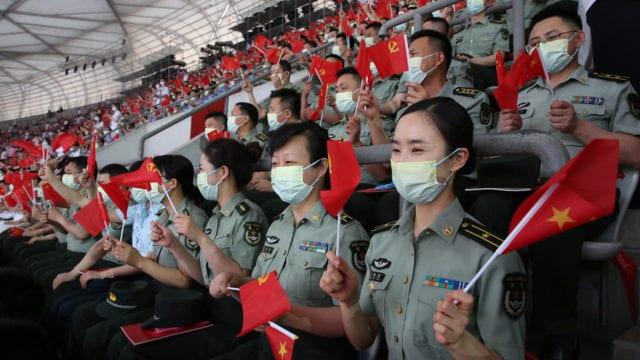 China centenario comunismo 2