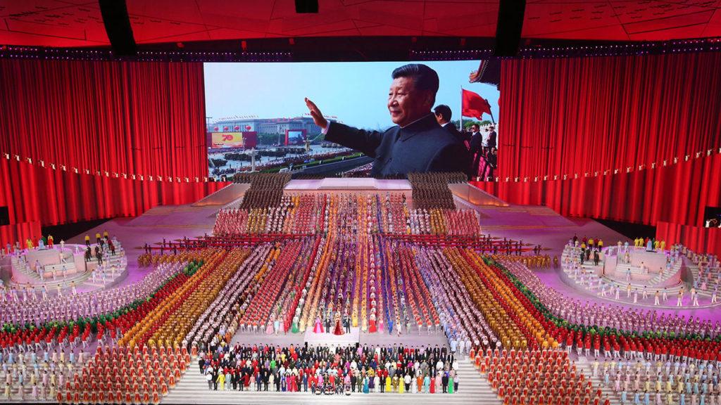 China centenario comunismo 3
