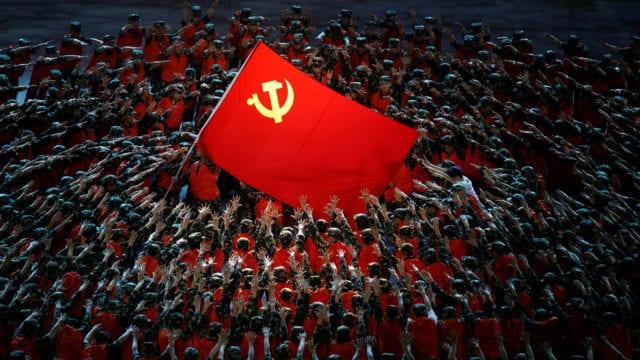 China centenario comunismo 5