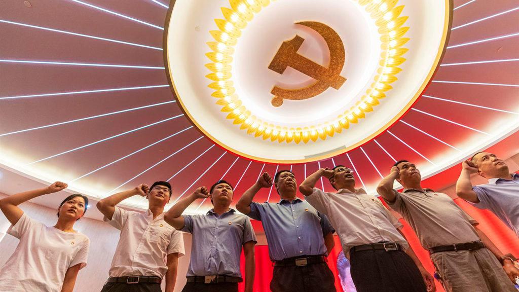 China centenario comunismo 7