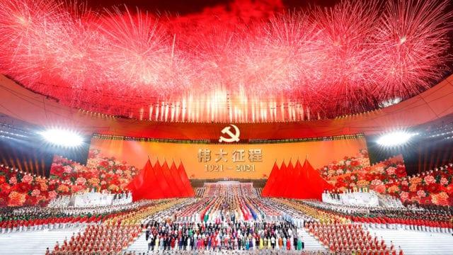 China centenario comunismo 9