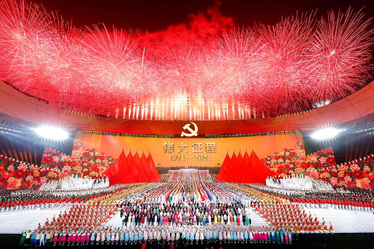 Fotogalería: El Partido Comunista chino, del aislamiento a la globalidad en 100 años