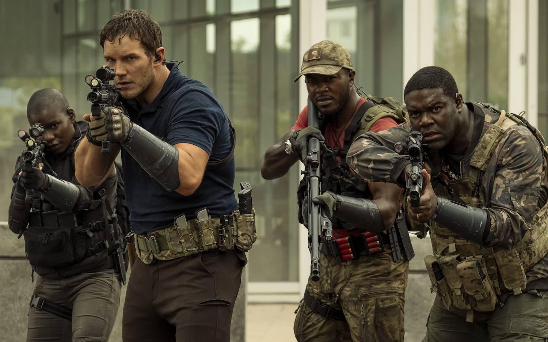 Chris Pratt la guerra del mañana