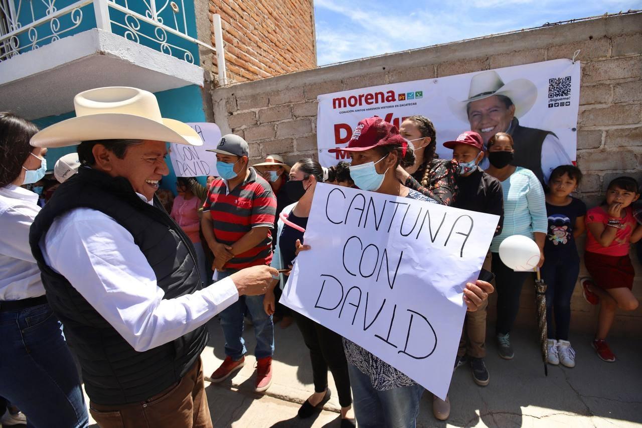 Triunfo de la elección de Zacatecas es para David Monreal: IEEZ