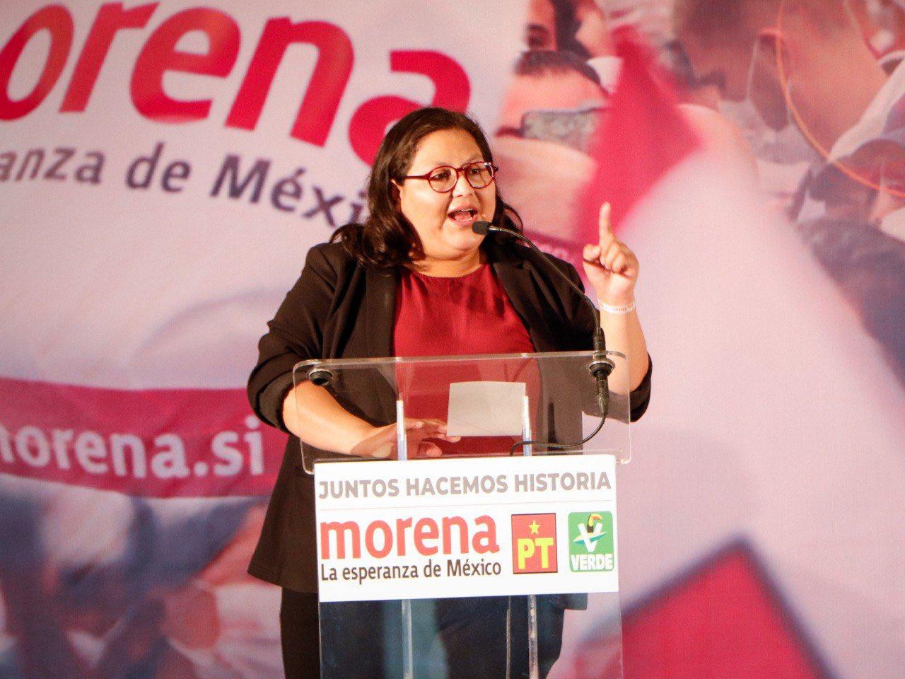 AMLO no critica aspiraciones, sino pisoteo a pobres: Citlalli Hernández
