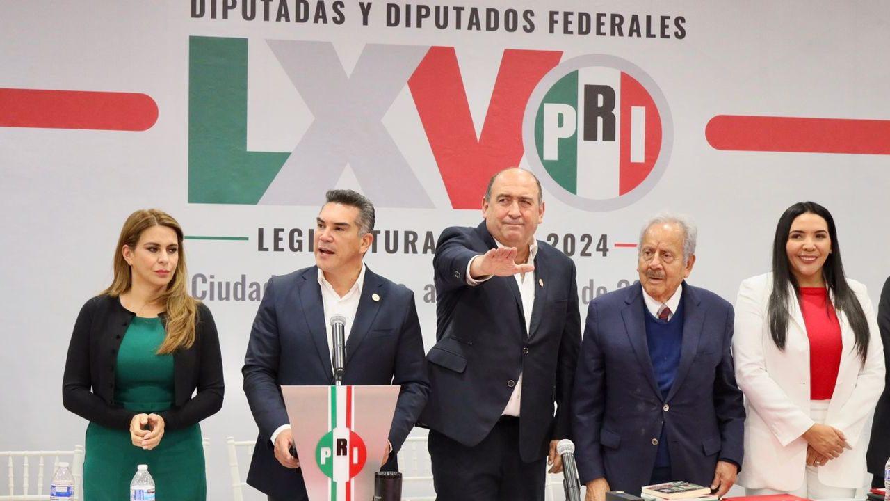 Rubén Moreira, el aliado de Morena y coordinador del PRI en Diputados