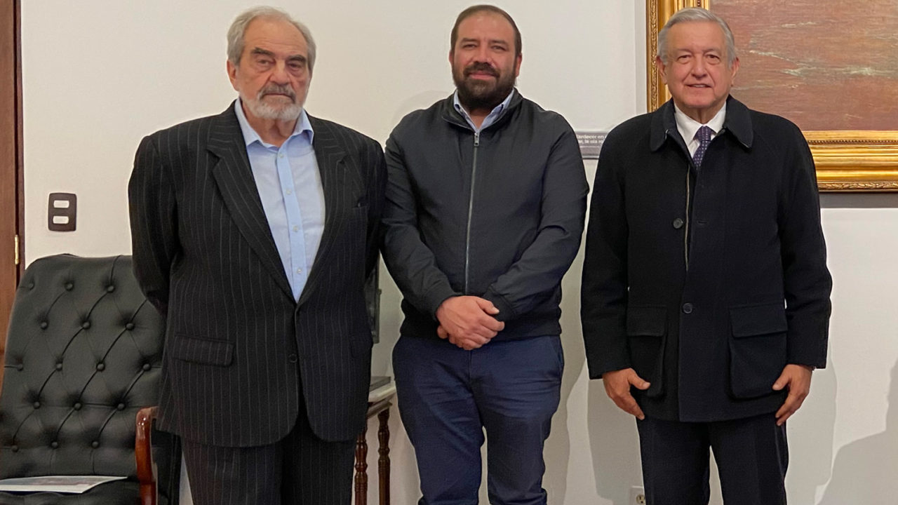 Fallece Raymundo Artís Espriú, director de CFE Telecomunicaciones