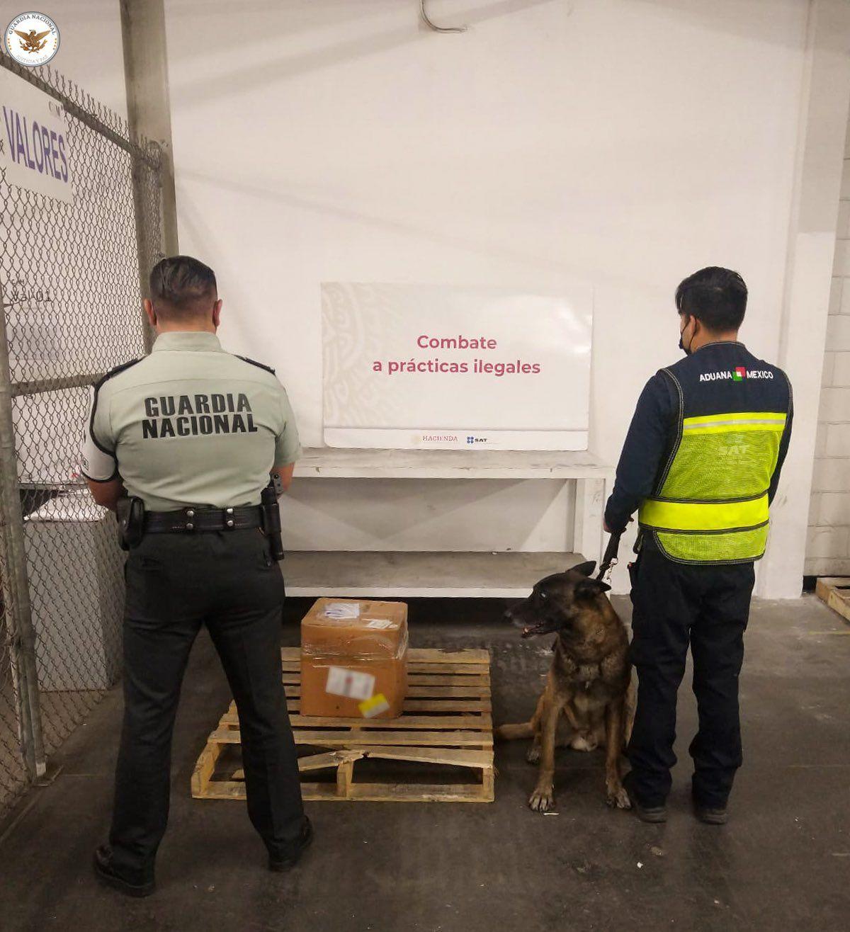 Los agentes estadounidenses decomisan más droga en la frontera que los mexicanos