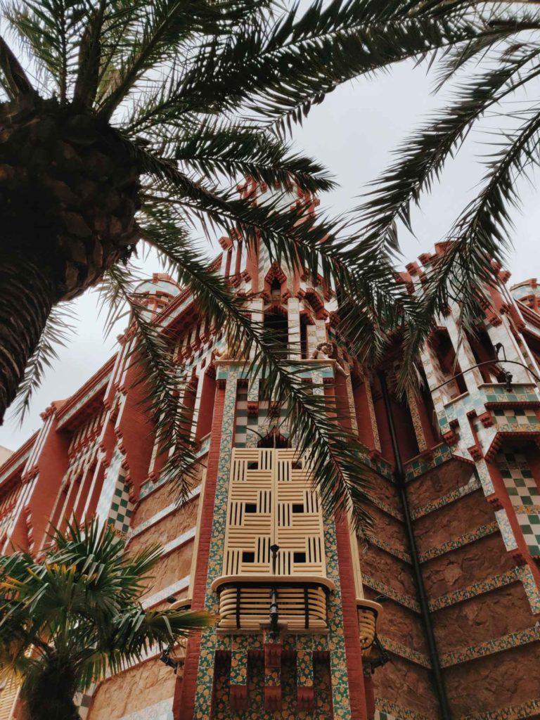 Antoni Gaudi Arquitectura
