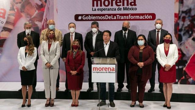 Gobernadores electos Morena2