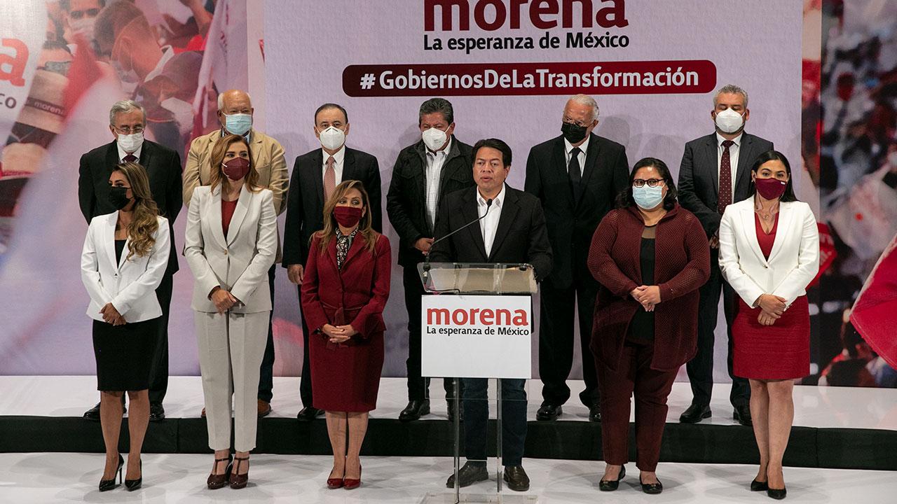 López Obrador se reunirá con gobernadores electos de Morena