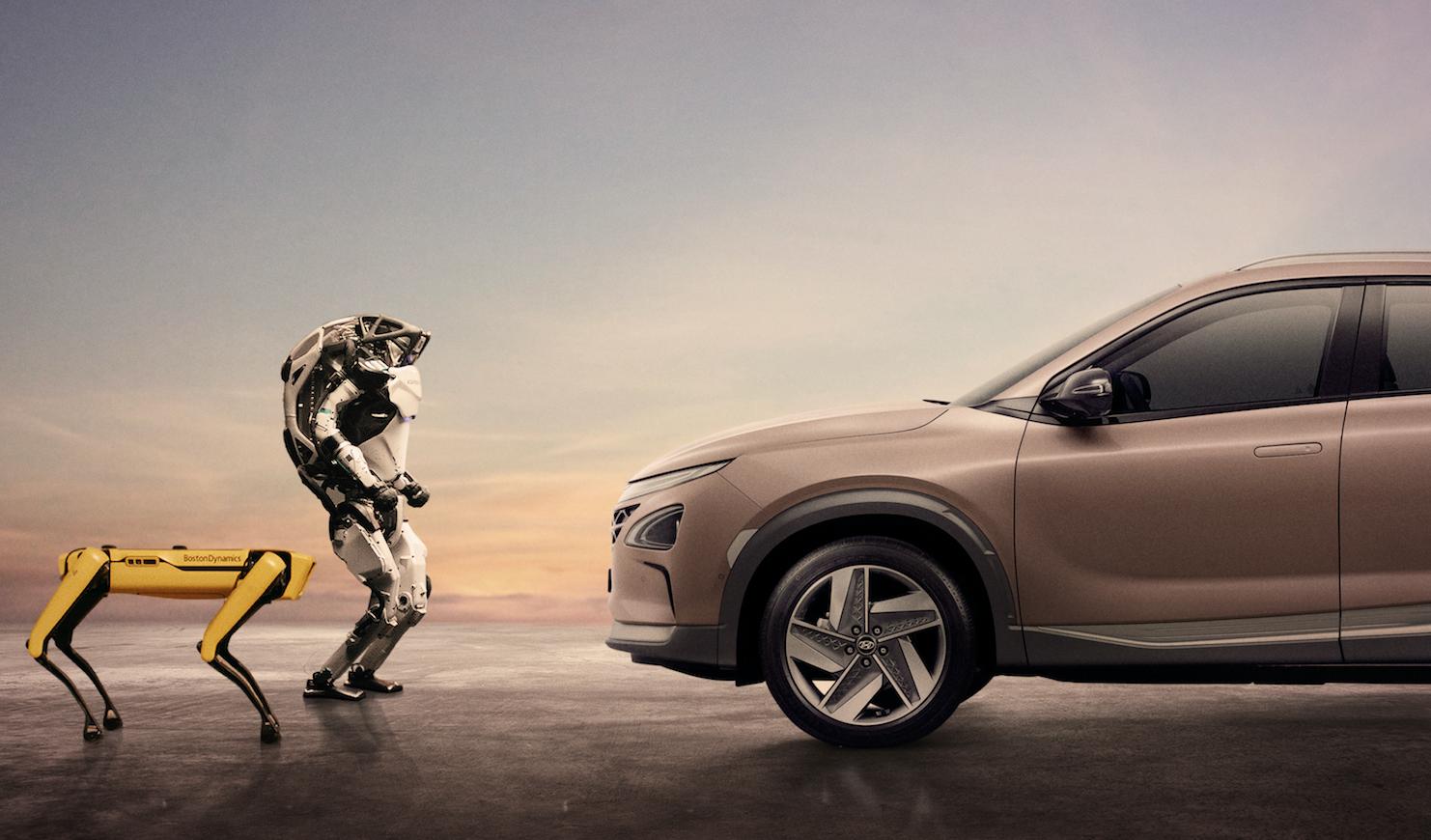Hyundai adquiere Boston Dynamics y adelanta planes para humanos y robots