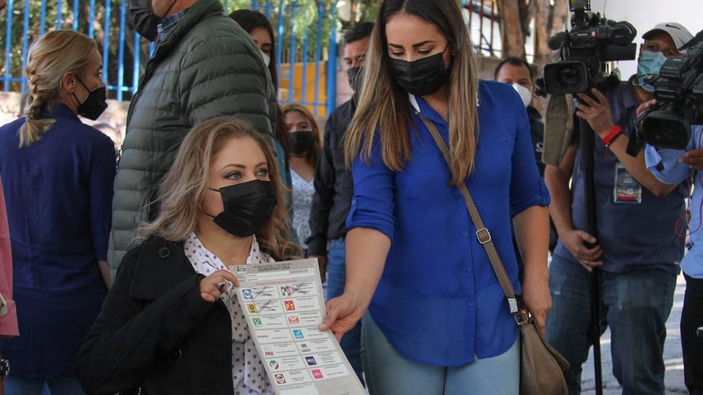 Voy a respetar los resultados de la elección en Zacatecas: Claudia Anaya