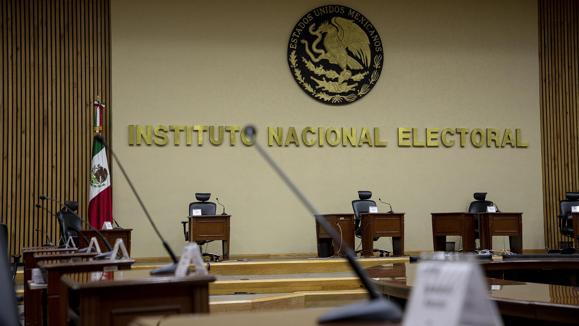 INE no pondrá cámaras en casillas de votación este domingo