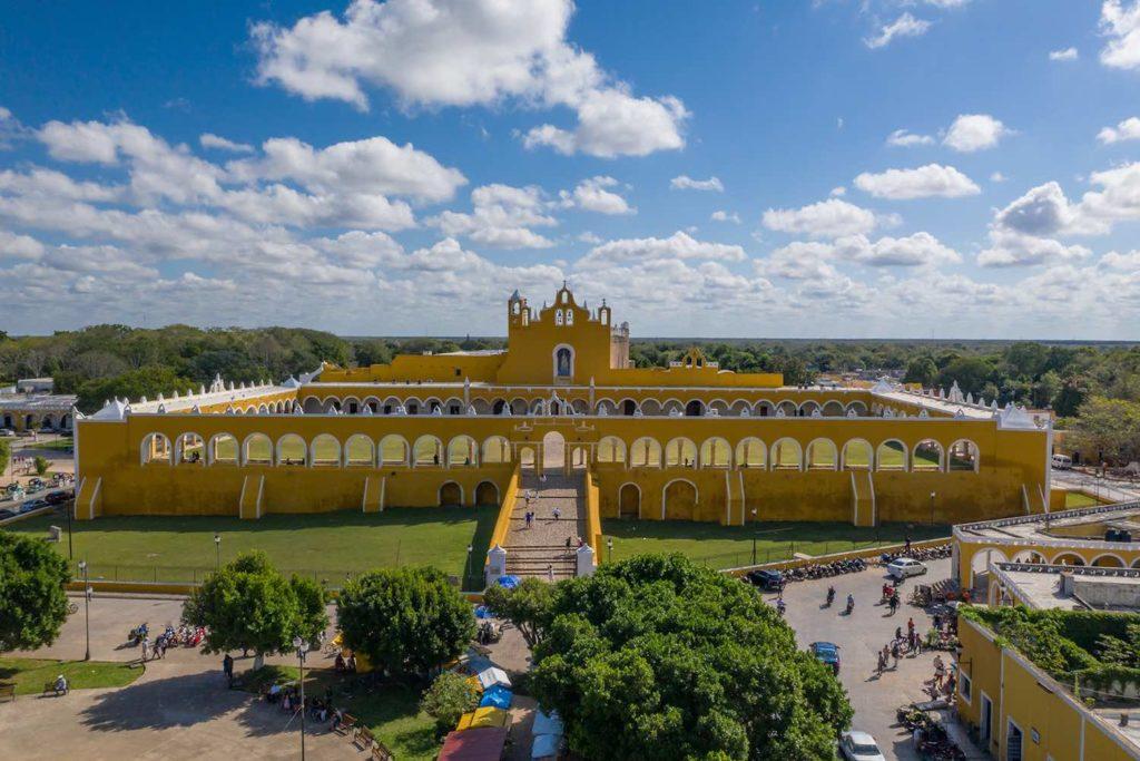 Izamal Pueblo mágico Yucatán