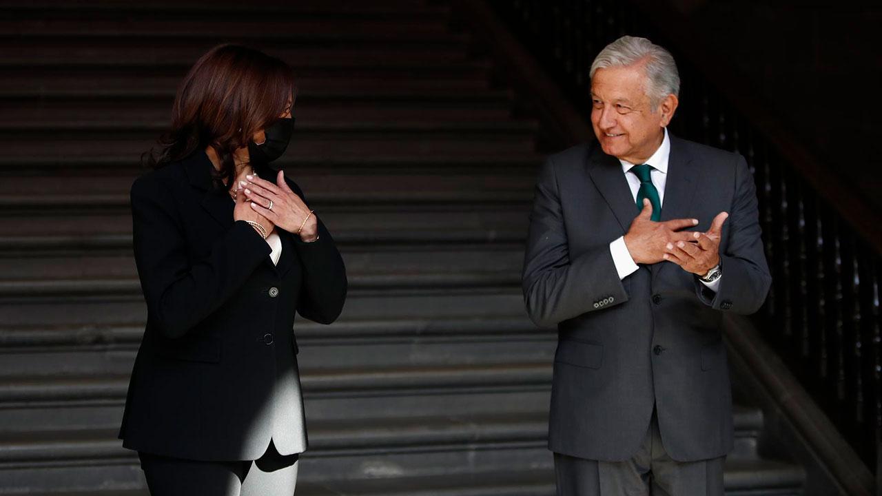 Aclaran que Kamala Harris pidió a Guatemala no obstruir a ONGs, no a México