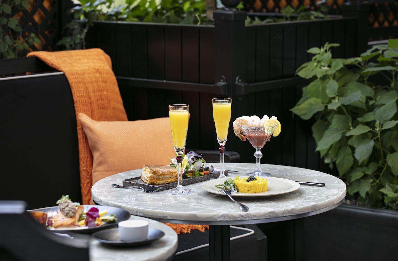 Le Jardin, el nuevo spot gastronómico de Baccarat Hotel en Nueva York