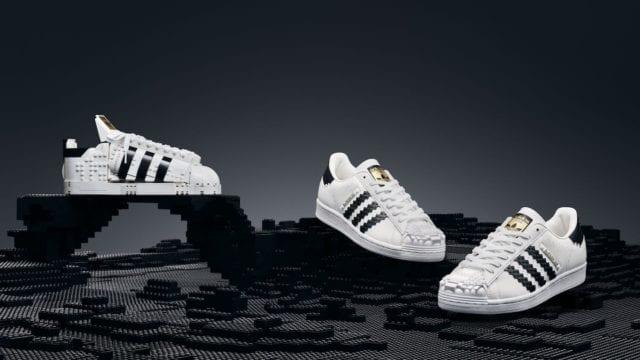 LEGO Adidas originals superstar
