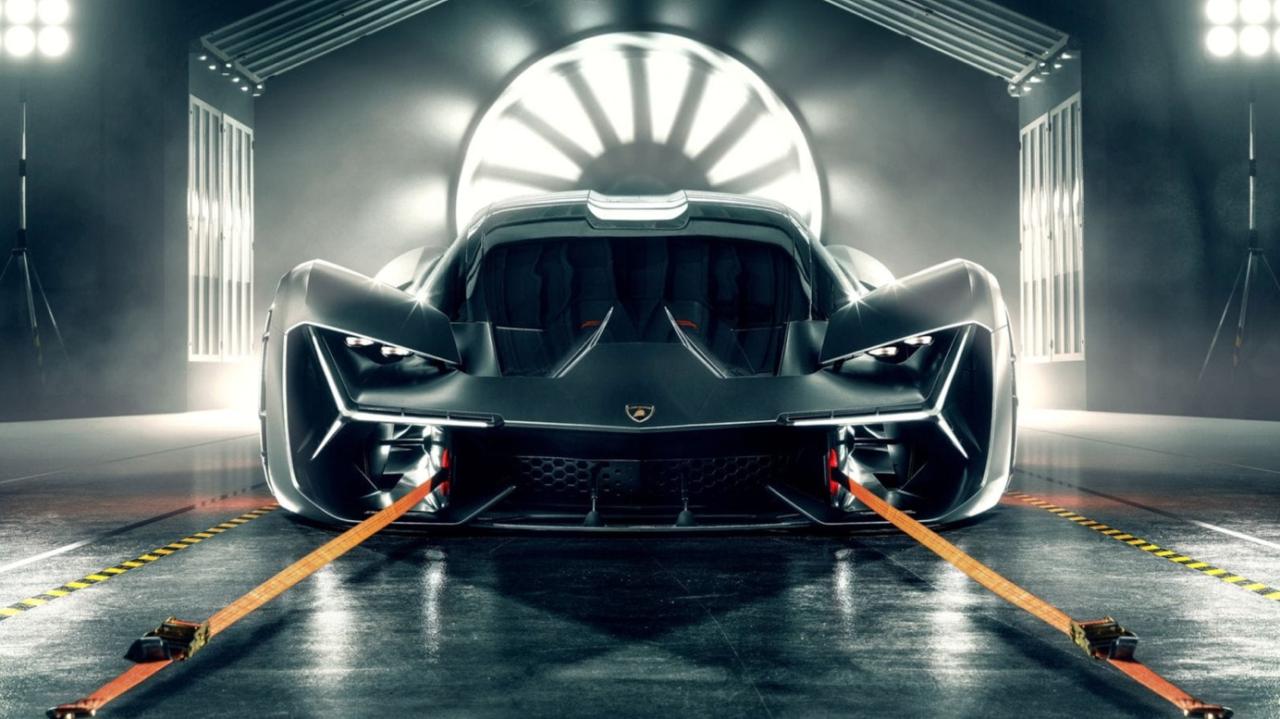 Lamborghini anuncia eléctricos para 2024 y muestra cómo será el futuro de sus autos