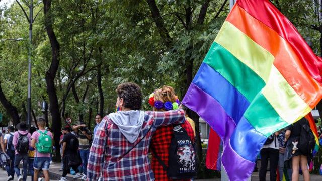 Marcha LGBTTTIQ+ 1
