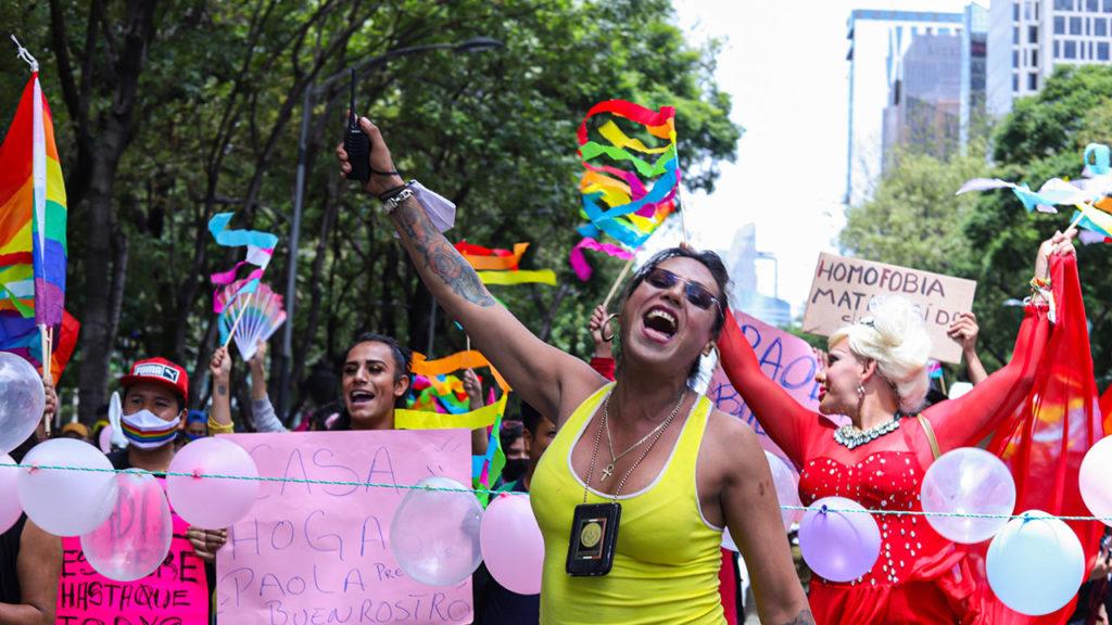 Marcha LGBTTTIQ+ 7
