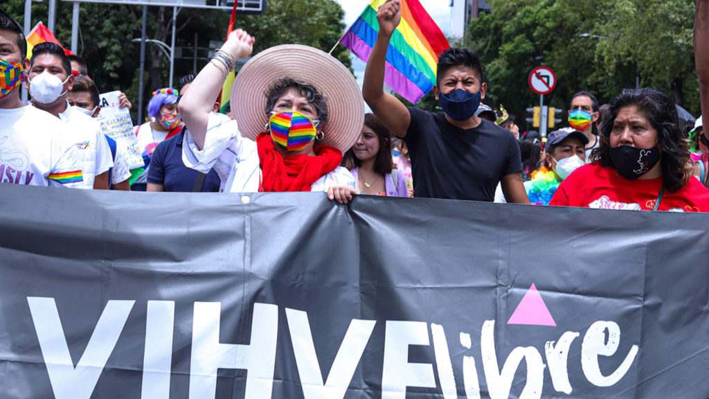 Marcha LGBTTTIQ+ 8
