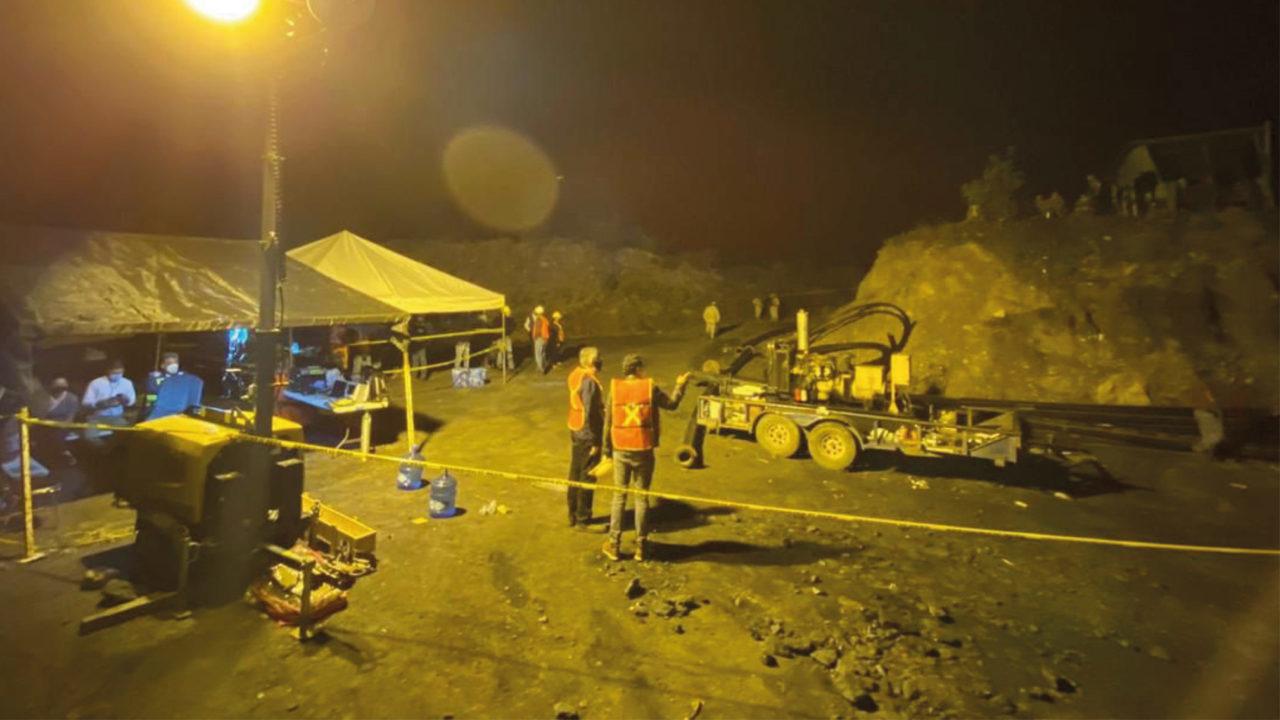 Encuentran a cuarto minero sin vida tras derrumbe en Coahuila
