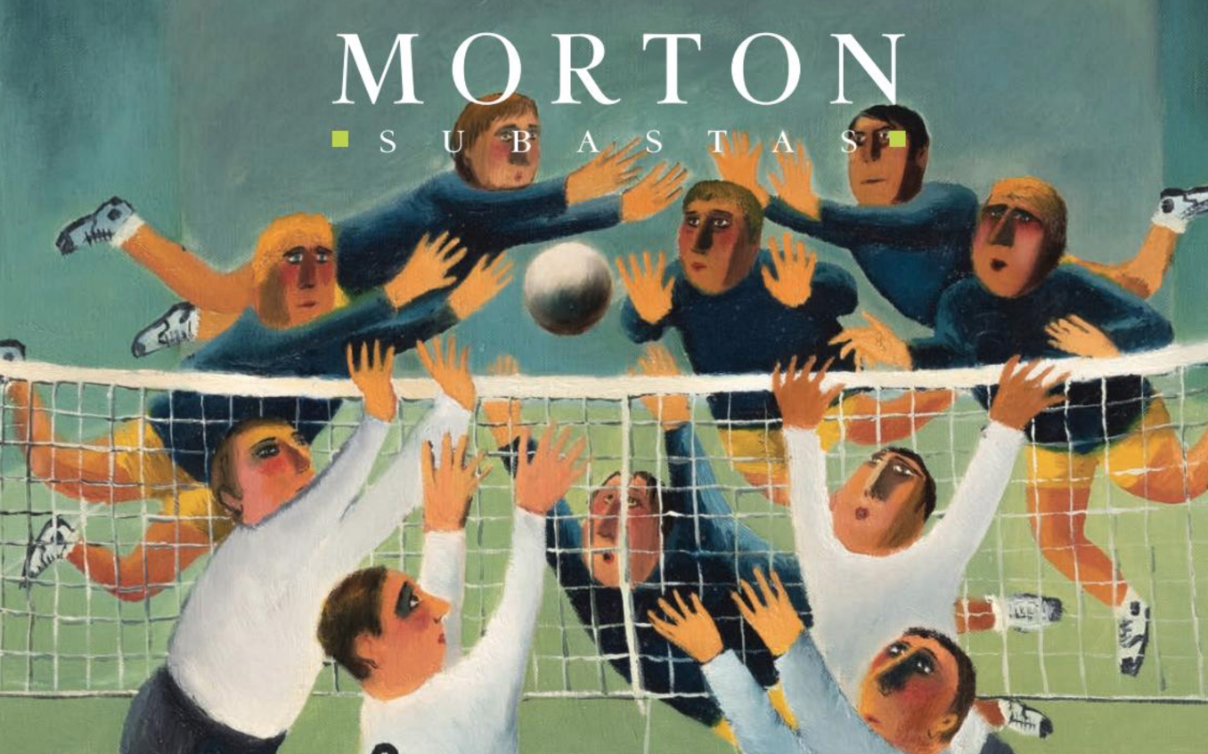 Morton subasta su primer arte NFT y abre la galería a las nuevas tendencias