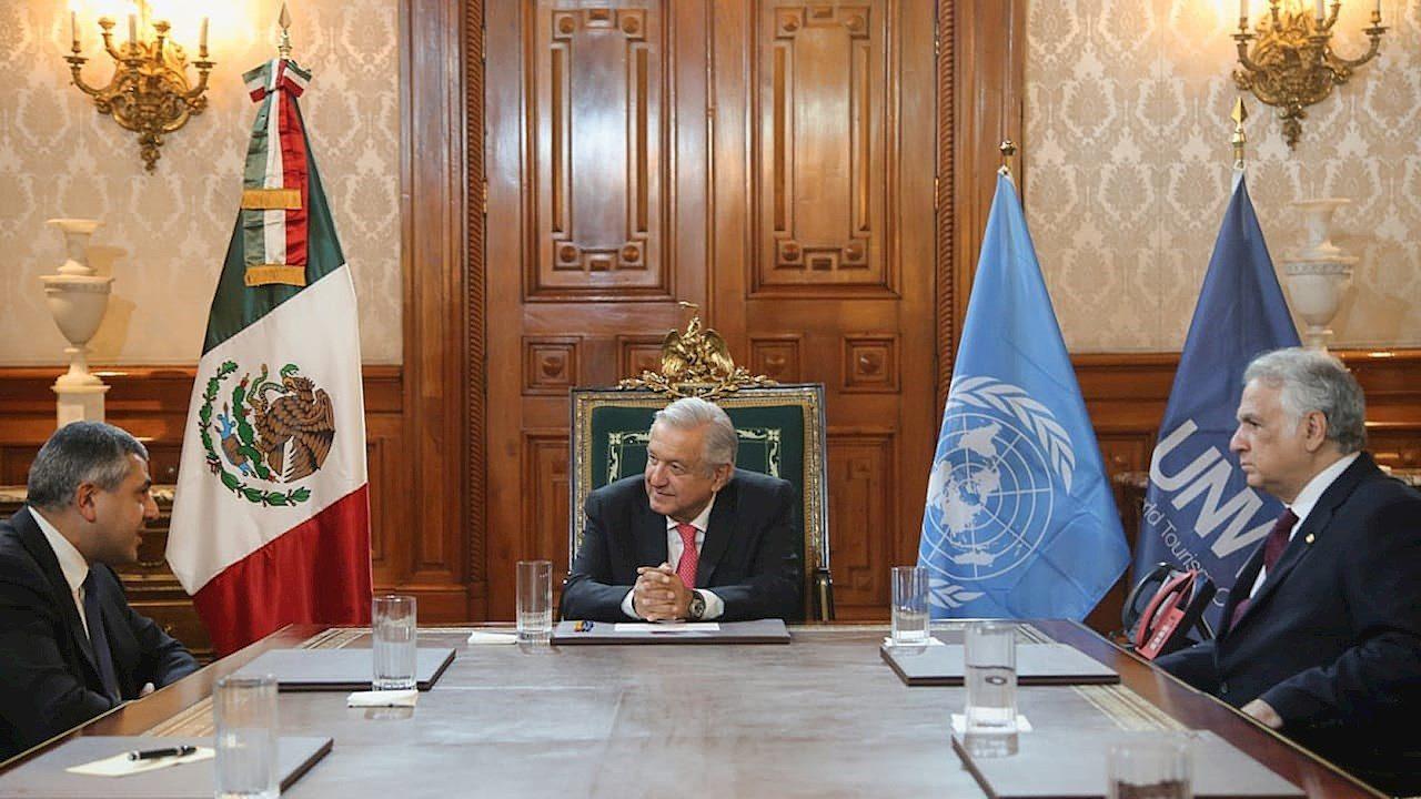 OMT agradece a México permitir el turismo durante la pandemia