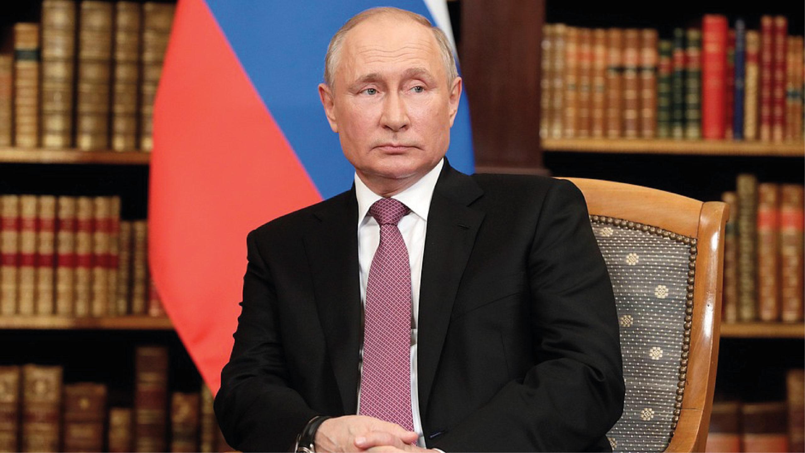 Putin confirma que se vacunó con Sputnik V en febrero